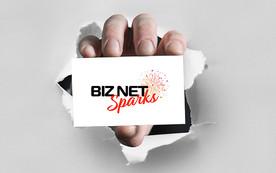 BizNet Sparks logo