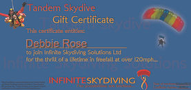 Skydive, Tandem jump, Tandem Skydive, UK Tandem Skydive, Skydiving London, Midlands Skydiving, Learn to skydive, Charity parachute jump, Charity Skydive, Xmas voucher, xmas gift, christmas voucher, christmas gift