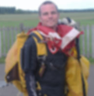 Skydiving Instructor with Infinite Skydiving Solutions instructor