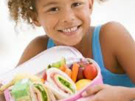 How to Approach a Child Struggling with Making Healthy Food Choices