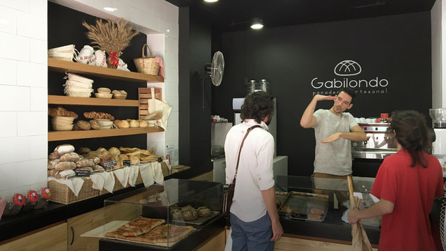 Panadería Gabilondo