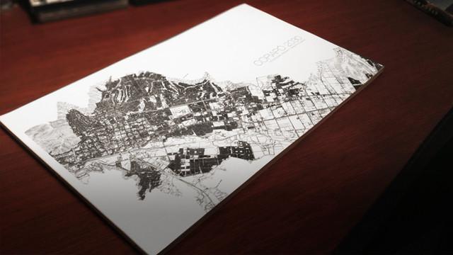 """Libro """"COPIAPÓ 2030: Estrategias Urbanas y Arquitectonicas"""""""