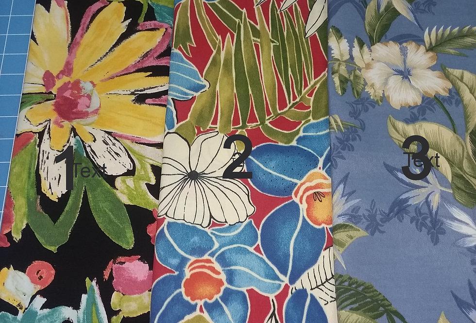 Fun fold up Market Bags (choose your fabric)