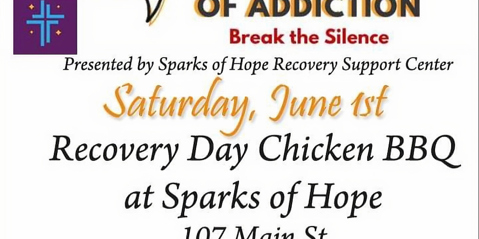 Sparks Recovery Community Chicken Barbecue