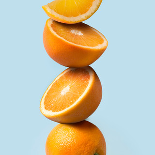 Pile of Oranges