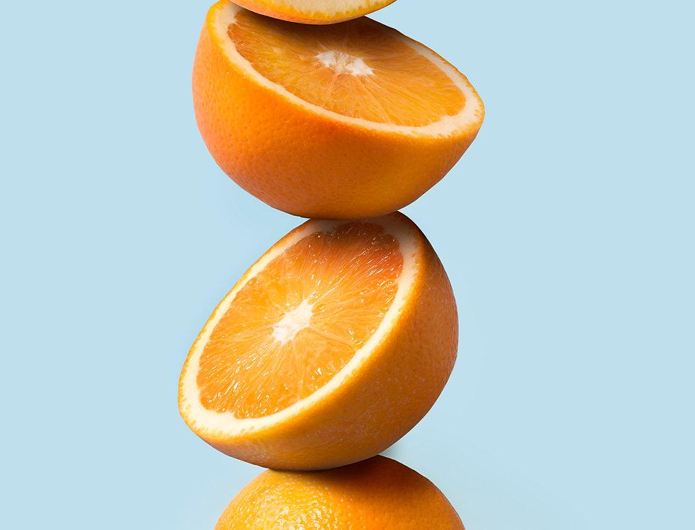 Orange Bath Crumble