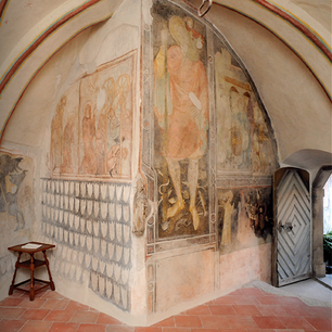 14th century chapel