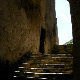 14th century entrance