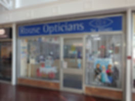 Rouse Opticians Bransholme Northpoint Centre Hull