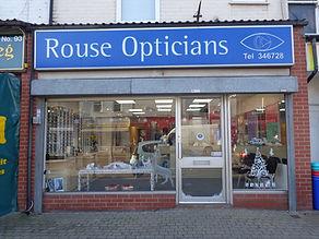 Rouse Opticians Newland Avenue Hull