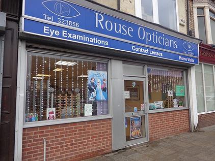Rouse Opticians Hessle Road Hull