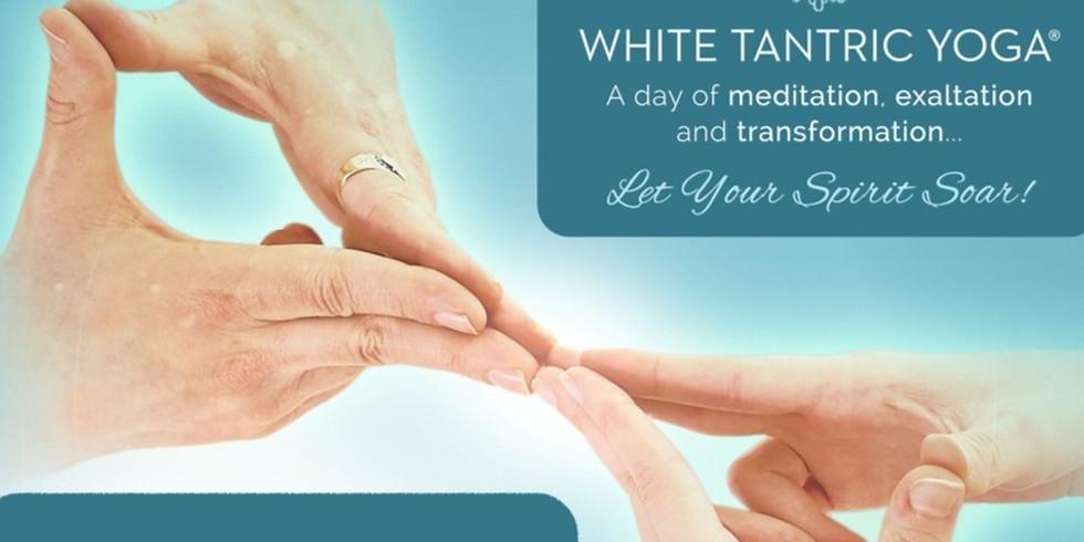 WHITE TANTRIC YOGA 2022
