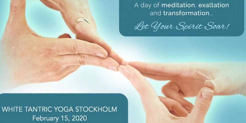 WHITE TANTRIC YOGA STOCKHOLM 2020