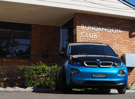 Electric Vehicles Come to Bundanoon
