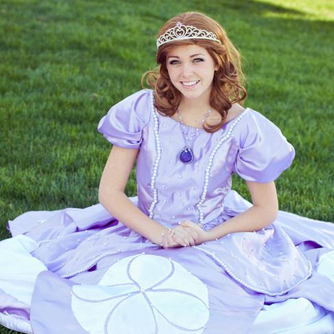 Amulet Princess (Sofia)