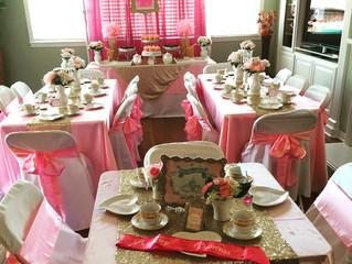 Princess Tea Party Rentals in Temecula, Murrieta, Menifee, Lake Elsinore, Corona and Surrounding