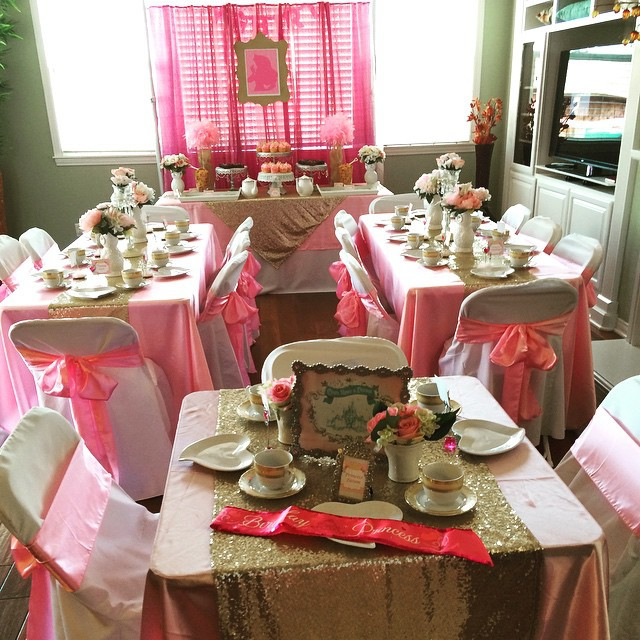Princess Tea Party rental temecula