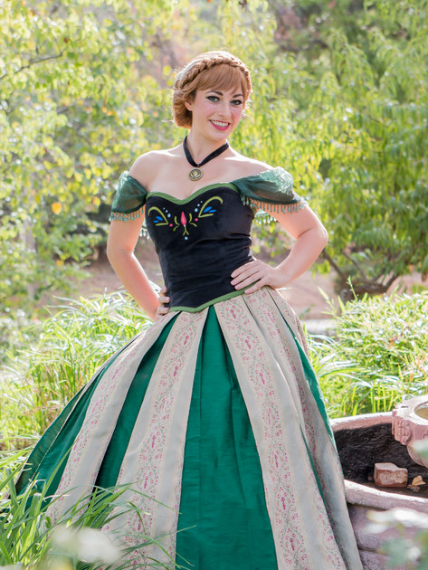 Ice Sister (Coronation Dress)