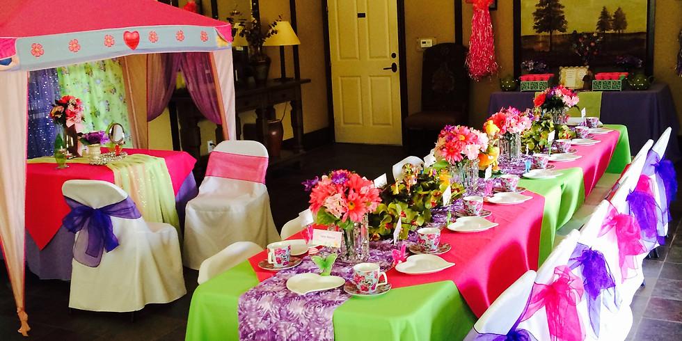 Spring Tea Party!