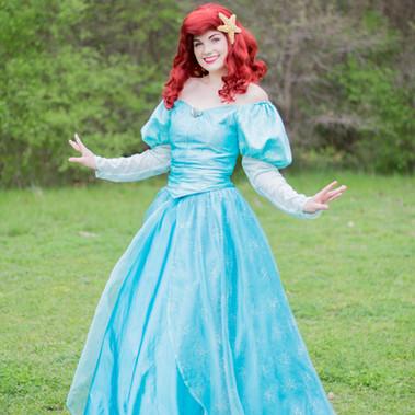 Mermaid Princess (ballgown)