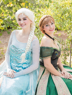 Ice Sisters Duo