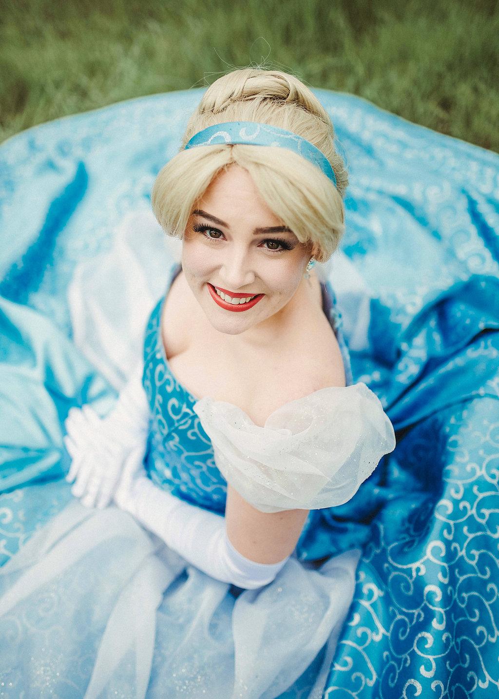 Cinderella character