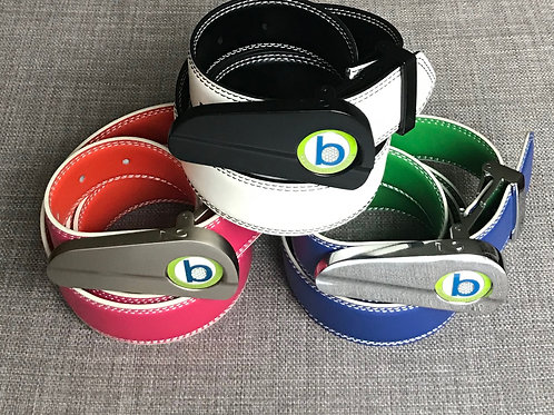3 Buckle  6 Colour Belt Combo