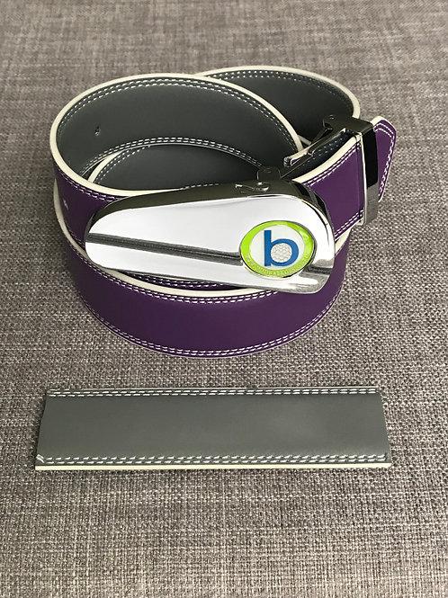 CHROME with Purple / Grey