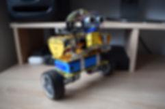 Arduino SelfBalancing Robot