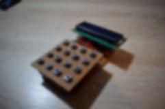 Arduino Calculator Project