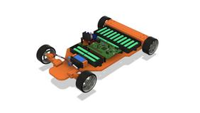 Prototype RC Car Design