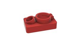 3018 CNC - CNC Dust Shoe