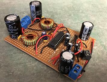 Amplifier Breadboard Design