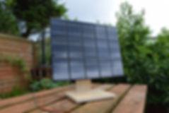 Home Made DIY Solar Panel
