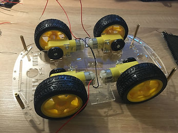 Arduino Self-Driving Car Kit