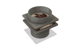 3D Printer Enclosure Extractor