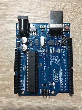 arduino uno board atmega328p