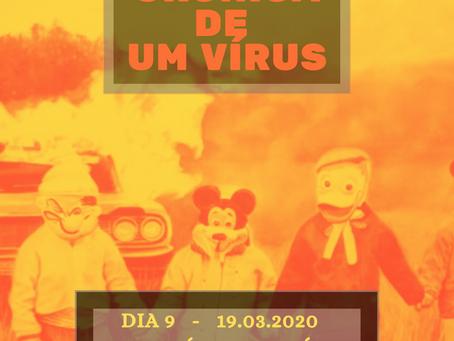 Crónicas de um vírus - Dia 9 /19.03.2020: Deus, pátria, família