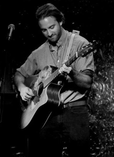 Fingerstlye Guitarist Billy Rogan 54 Below