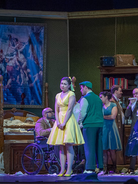 Tiffany as Lauretta in Puccini's Gianni Schicchi