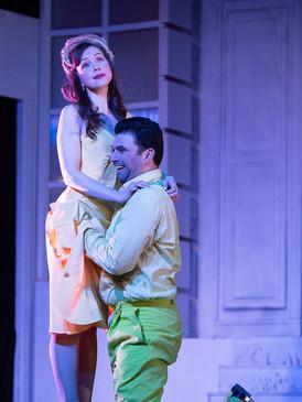 Tiffany as Zerlina in Mozart's Don Giovanni