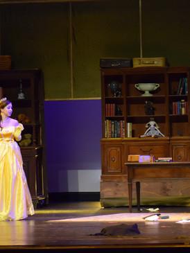 """Tiffany as The Princess in Ravel's """"L'enfant et les sortilèges"""""""