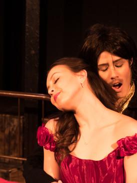 """Tiffany as Giulietta in Bellini's """"I Capuleti e i Montecchi"""""""