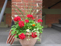 Flowers for Memorial Day