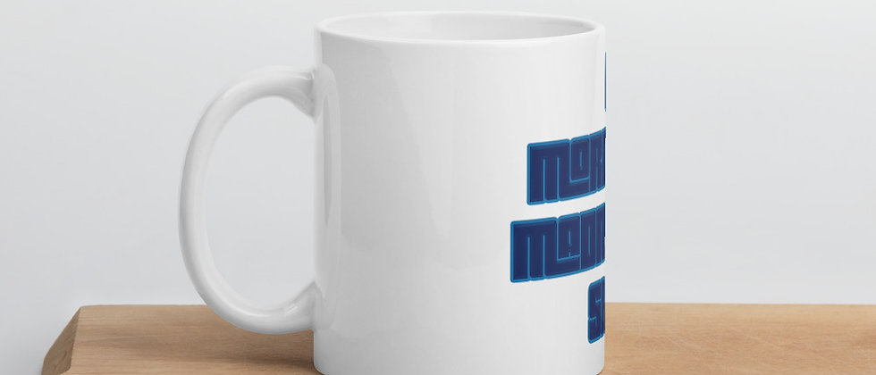 Blu/Electric 11oz. Coffee Mug