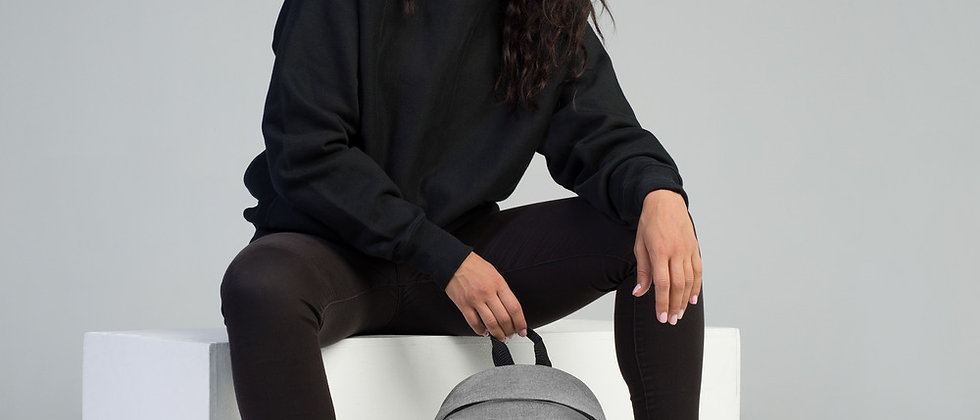 #Post700 Embroidered 5-Minute Backpack