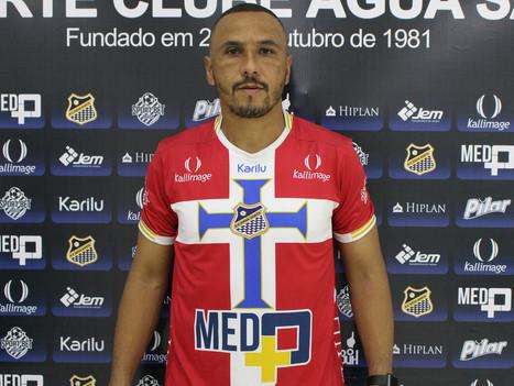 Oliveira é o novo goleiro do Água Santa