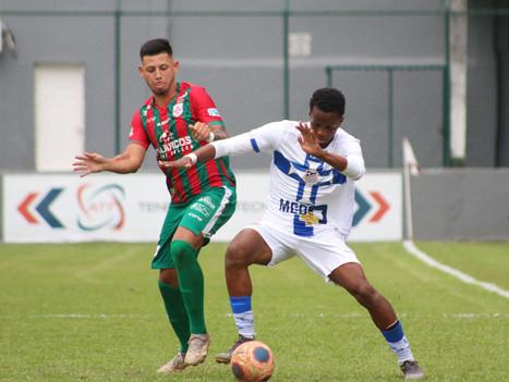 Água Santa vence a Portuguesa Santista, por 1 a 0, e garante a classificação no estadual