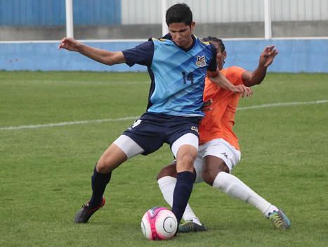Água Santa vence amistoso diante do Atibaia, por 1 a 0
