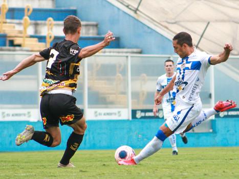 Após gol na estreia, Anderson Lessa comenta sobre a decisão diante do Novorizontino